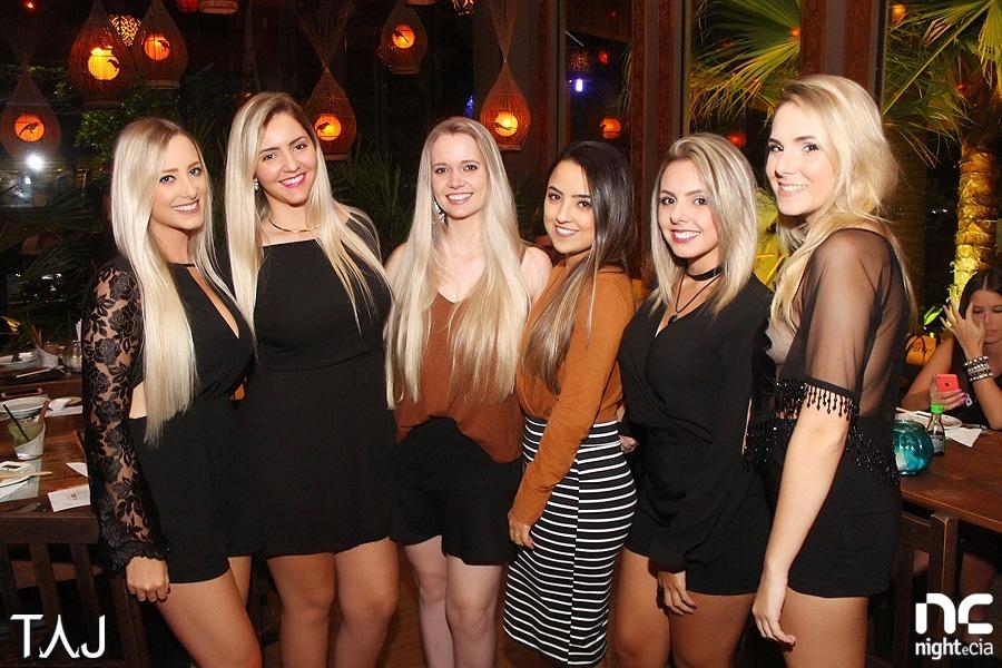 night e cia - 04/12/2016 - Classic Sunday no Taj Bar em Balneário Camboriú